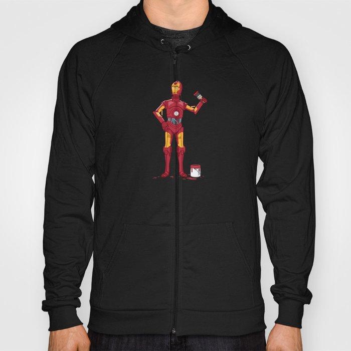 Iron Droid Hoody