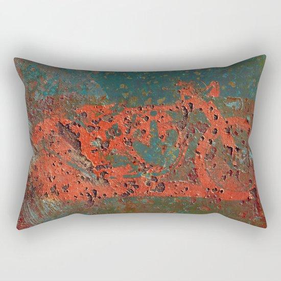Corrosive Speed Rectangular Pillow