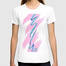 90's nostalgia remix pt1  T-shirt