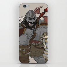 Grog and Pike iPhone Skin