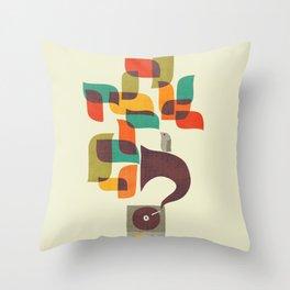 Symphony Throw Pillow