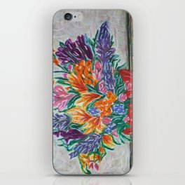 Flowers That Never Wilt iPhone Skin