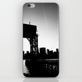 New York City Blackout iPhone Skin