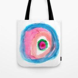 Circle, Circle, Dot, Dot  Tote Bag