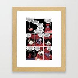 Cathair Apocalypse 01-12 Framed Art Print