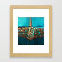 March Framed Art Print