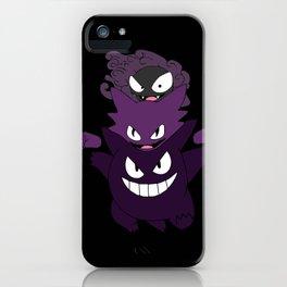 Gastly Evo iPhone Case