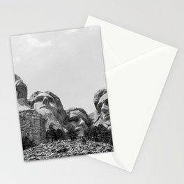 Mount Rushmore National Memorial Stationery Cards