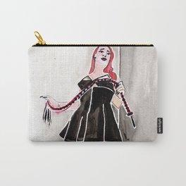Lacey De La Kink Carry-All Pouch
