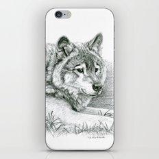 Wolf G036 iPhone & iPod Skin