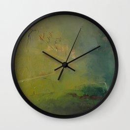 Vessel 4 Wall Clock