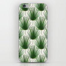 Simple Palm Leaf Geometry iPhone & iPod Skin