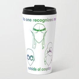 Recognize WEST TRIO- Gradient Print Travel Mug