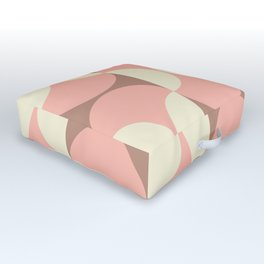 Capsule Alpaca Outdoor Floor Cushion