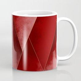 Crimson Tones Coffee Mug