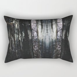Abstract No 4 Rectangular Pillow