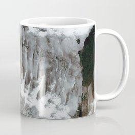 Ice Columns Coffee Mug