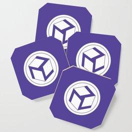 Female Antahkarana - Yin Antahkarana Coaster