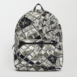 mosaic spiral Backpack