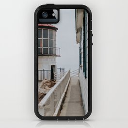 Point Reyes Lighthouse up close iPhone Case