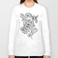 bug Long Sleeve T-shirts featuring Bug by Mazed & Confused