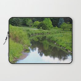 Many Rivers to Cross Laptop Sleeve