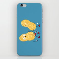 In the nuts iPhone & iPod Skin