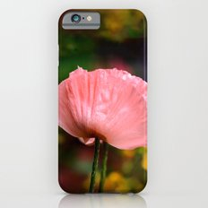 Gorgeous Pink Poppy iPhone 6s Slim Case