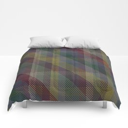 david plaid Comforters