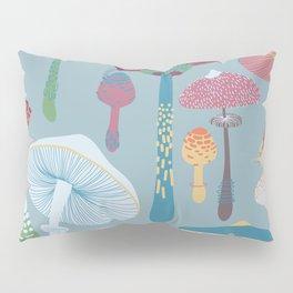 Mushroom trip Pillow Sham
