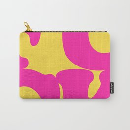 60's Style Pop Art Typographic F*CK Artwork Carry-All Pouch