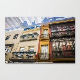 Sevilla Canvas Print
