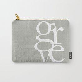 Grey II  #society6 #decor #buyart Carry-All Pouch