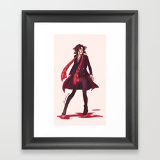 Swing Swing Framed Art Print