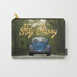 Stay Classy Carry-All Pouch