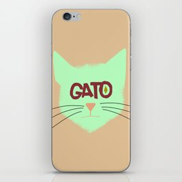 GAto iPhone Skin