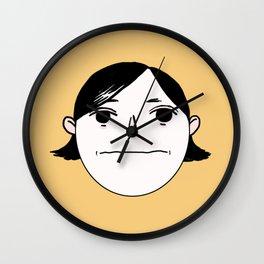 Blank Bobby Wall Clock