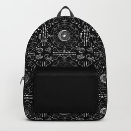 Zodiac Bandana Backpack