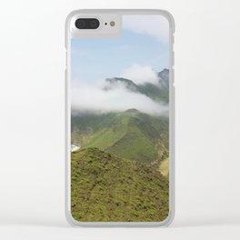 Salalah Oman 12 Clear iPhone Case