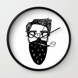 Thinker Wall Clock