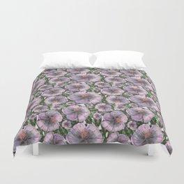 Marsh-Mallow flower pattern Duvet Cover