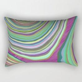 Sacred Islands Rectangular Pillow