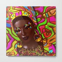 Dreaming of Africa Metal Print