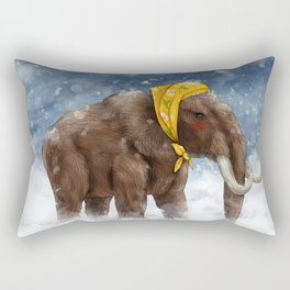 Babushka Mammoth Rectangular Pillow