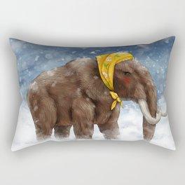 Babushka Mammoth Rectangular Pillow
