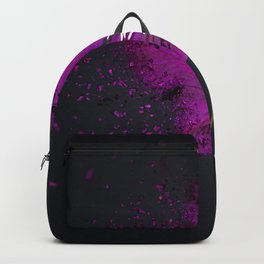 Clematis Explosion Backpack