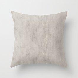 Stains on Concrete Throw Pillow