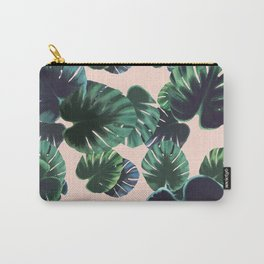 Monstera t(w)oo Carry-All Pouch