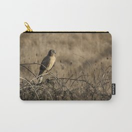 Northern Harrier at William L Finley Carry-All Pouch