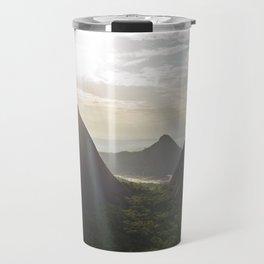 Dawn over Cerro Mavecure Travel Mug